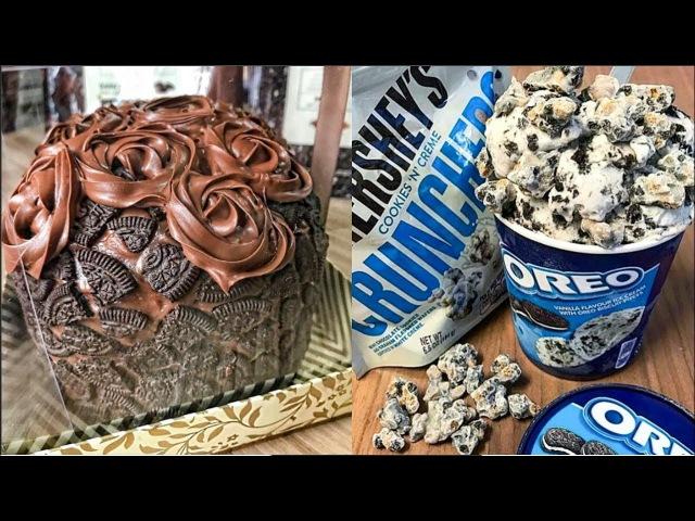Most Amazing Chocolate Cake Decorating Compilation Best OREO Cake How to Make Oreo Cake Recipes