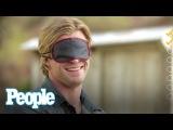 Chris Hemsworth Takes 'What's That Australian Stuff' Challenge People