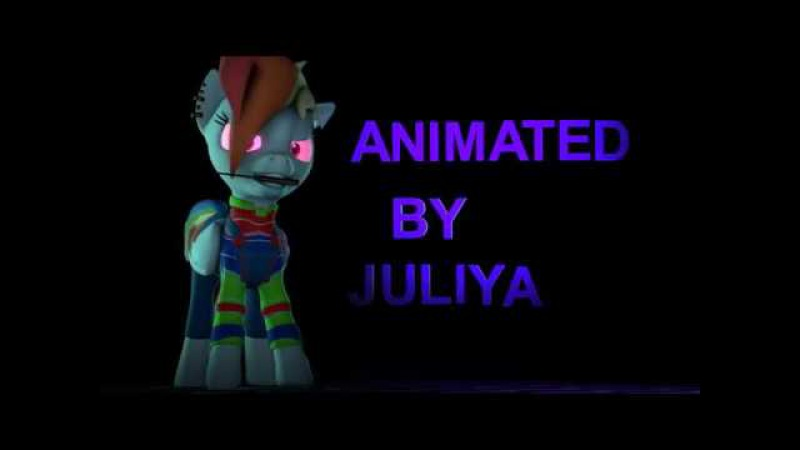 [SFM] [MLP] Wanna play [MIKE RELM: THE CHUCKY MEGAMIX]