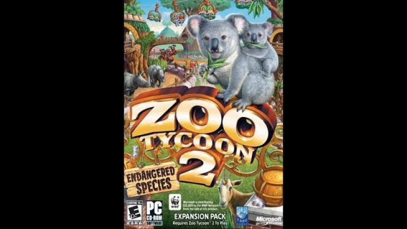 Zoo Tycoon 2 Ultimate Collection 2 Тапир