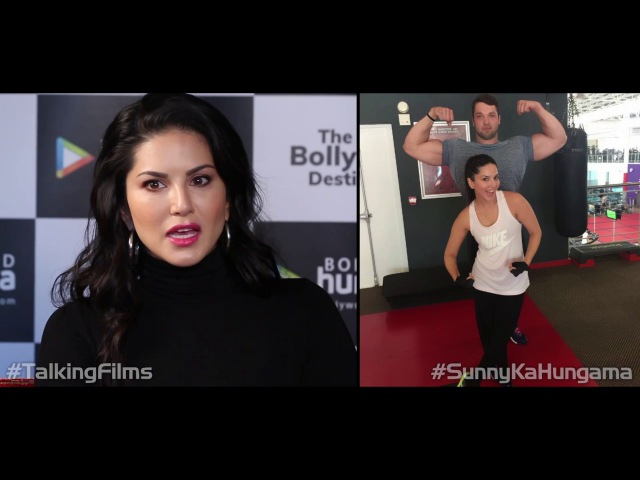 Sunny Leone On Her Fitness Routine, Workout And How Does She Maintain Her Body