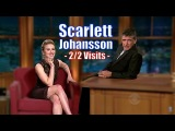 Scarlett Johansson - Just A Giant Plate Of Beautiful - 22 appearances In Chron. Order HD