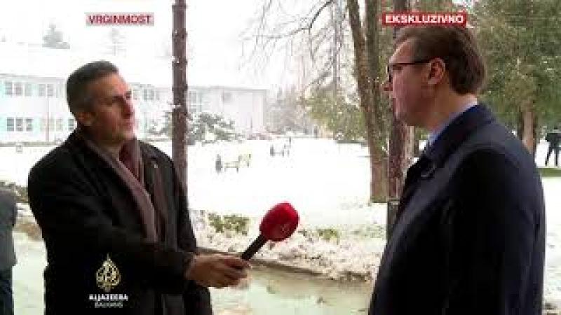 Vučić: Rat je veliko breme