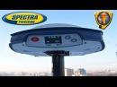 GNSS приёмник Spectra precision SP-80 честный обзор. Промокод TG
