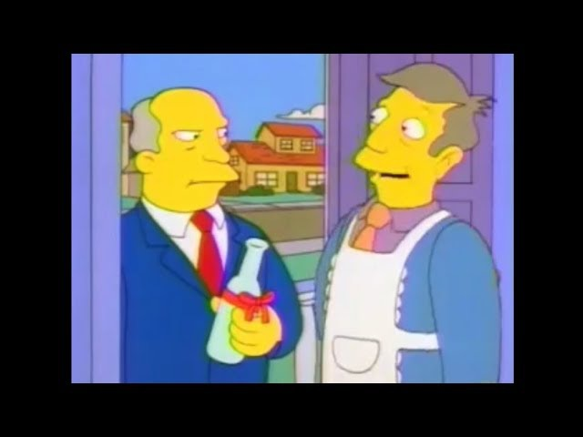 Steamed Hams but they're both blatantly and ridiculously obvious смотреть онлайн без регистрации