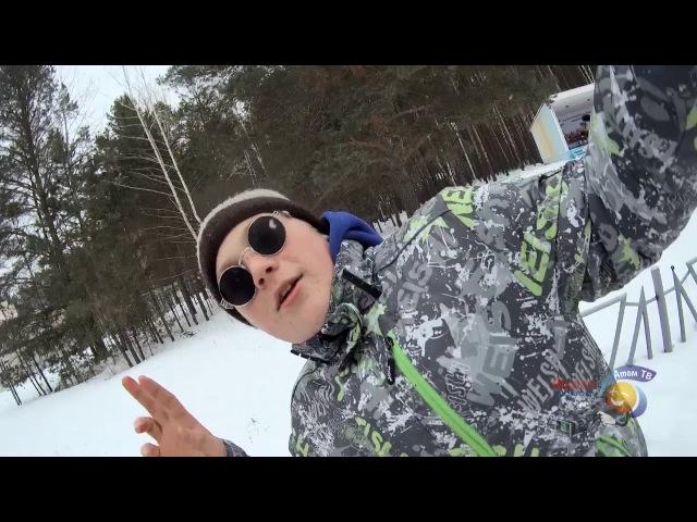 Международные умные каникулы в ДОЛ Звёздочка. Масленица. г. Заречный. 2018