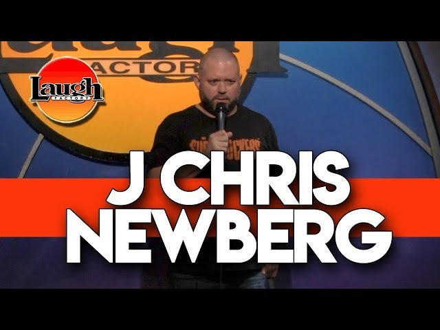 J Chris Newberg Getting Old Laugh Factory Stand Up Comedy