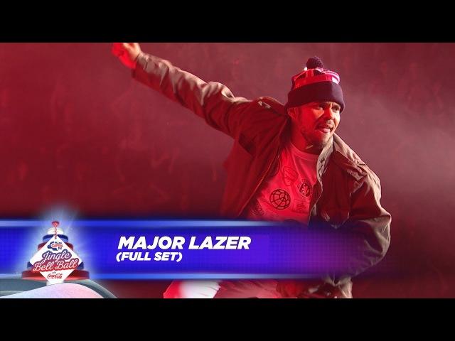 Major Lazer - (Full Set) Live At Capital's Jingle Bell Ball