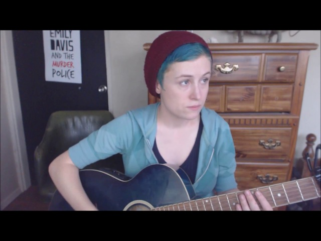 Bad Religion - Dearly Beloved (Acoustic cover by Emily Davis)