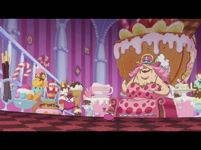 One Piece 806 [двухголосная озвучка Ruslana Ramen] Ван Пис / Большой Куш [AniPlay.TV]