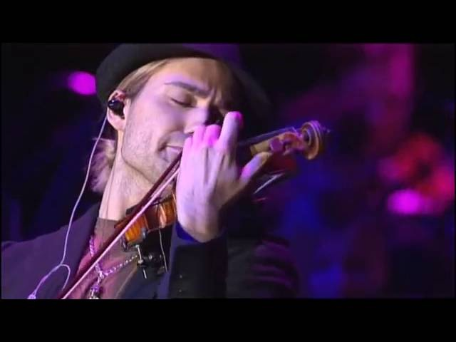 DAVID GARRETT Who Wants To Live Forever Queen