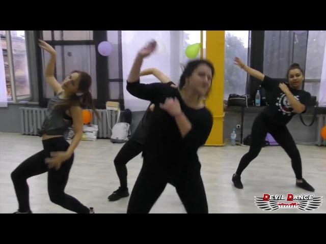 Valeria Saiko / DDS Workshops / Devil Dance Studio