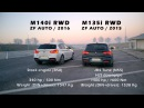 TUNED JB4 BMW M135i vs BMW M140i