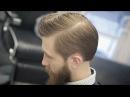 Мужская стрижка/Современный стиль/Men's Haircut Tutorial/Модные мужские стрижки и причёски 2018