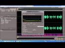 Обработка Голоса в программе Adobe Audition.