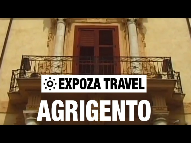 Agrigento (Sicily) Vacation Travel Video Guide