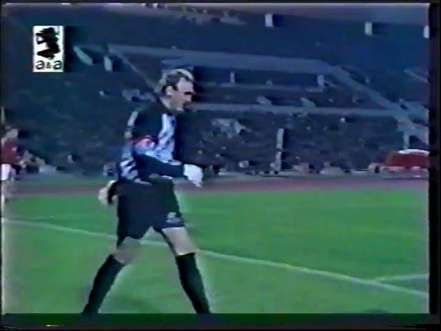 23.10.1989 Чемпионат СССР 29 тур Спартак (Москва) - Динамо (Киев) 2:1