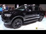 2018 Ford Ranger Limited - Exterior and Interior Walkaround - 2018 Geneva Motor Show