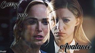 Sara & Ava [Avalance] - Carry you [+3x17]