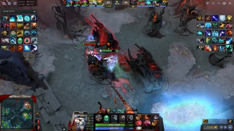 [X-Mark Gaming] No Armor - No Life. Tusk One Shot Build [Walrus PUNCH, Empower, Natural Order] Dota 2 Ability Draft