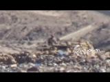 Снайперы хуситов застрелили двух саудовских наёмников в районе Алеб, провинция Саада.