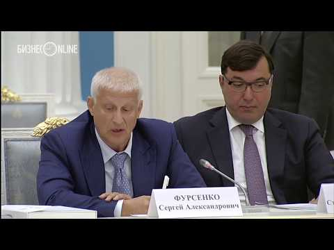 Путин: «Истинно русская игра – футбол 8 иностранцев играют за «Зенит»