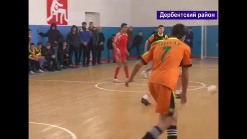 Матч по футзалу состоялся в сел. Зидьян (от 06.04.2015 г.)
