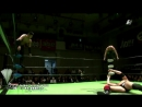 Cody Hall KAZMA SAKAMOTO vs Maybach Taniguchi Mitsuya Nagai NOAH Global Tag League 2018 Day 10