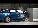 Краш тест Ford Fusion
