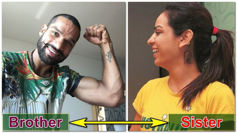 12 Star Indian Cricketers and Their Super Beautiful Sisters || Cricketers With Sisters