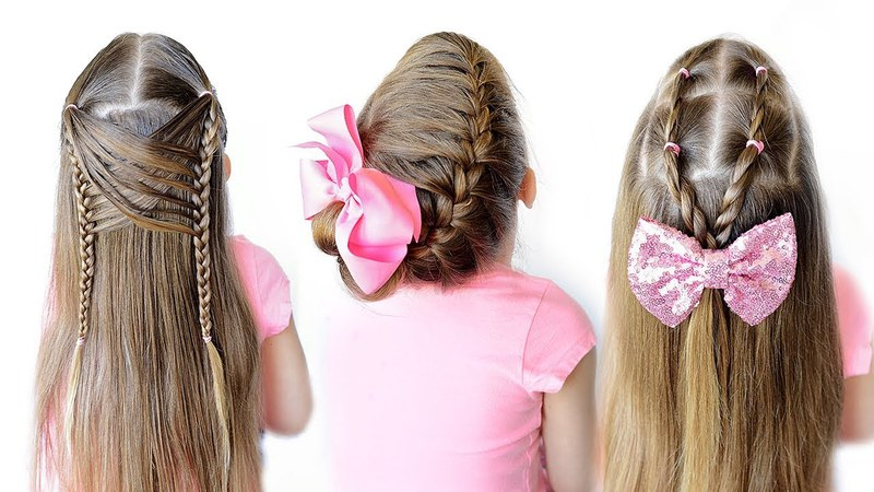 3 Easy 5 Minute Toddler Hairstyles