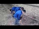 22 03 2018г Совет МОПД Ахмат Сунженского района всячески старается поддерживать чистоту в своем районе и очень часто проводит