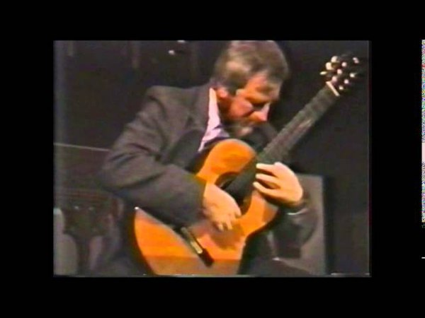 Stepan Rak plays Spanish Suite