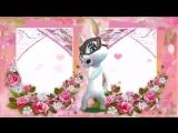[v-s.mobi]Красивое Поздравление Для Подруги с Днем Рождения! Музыкальный подарок от ZOOBE Муз Зайка.mp4