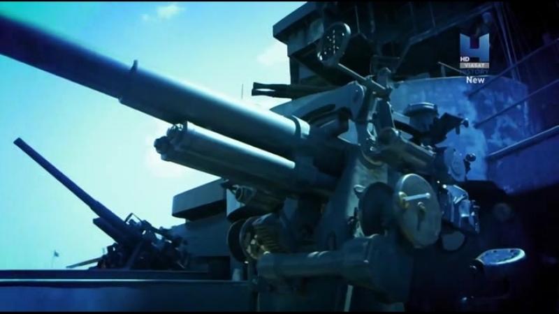 Viasat history - Боевые корабли. Суда, которые спасли День «Д»