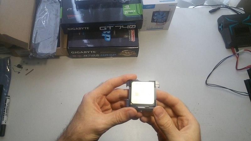 Процессор AMD FX 4330 AM3 (FD4330WMW4KHK) (4GHz/5200MHz) OEM