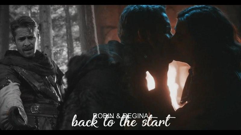 Robin Regina - Back To The Start [3x12-7x22]