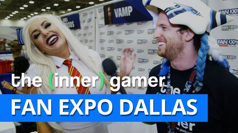 Jessica Nigri Full Interview FAN EXPO Dallas 2018