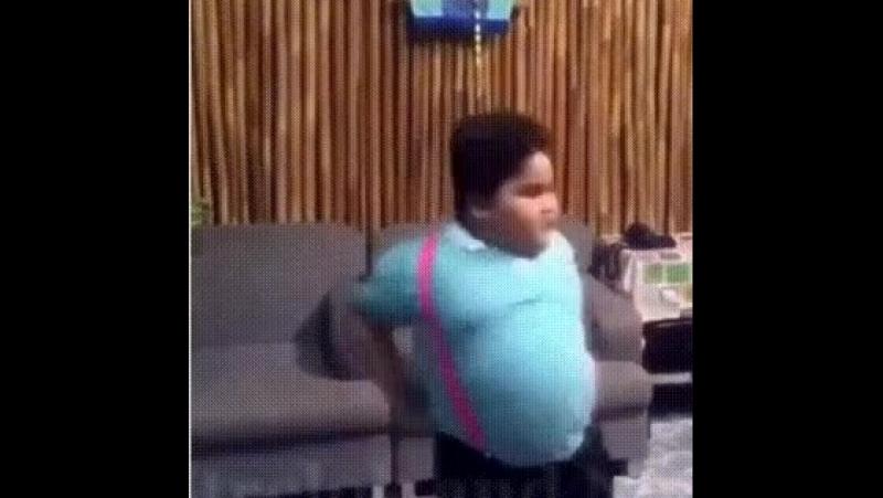 мальчик торстый