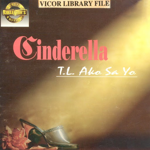 Cinderella альбом Sce: t.l ako sa'yo