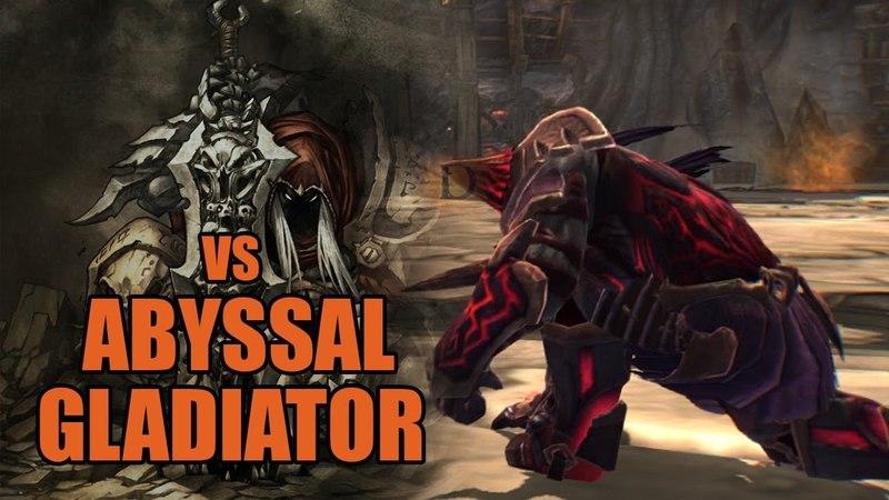 Darksiders Warmastered Edition - Abyssal Gladiator - Гладиатор Бездны [Boss Battle, No Damage]