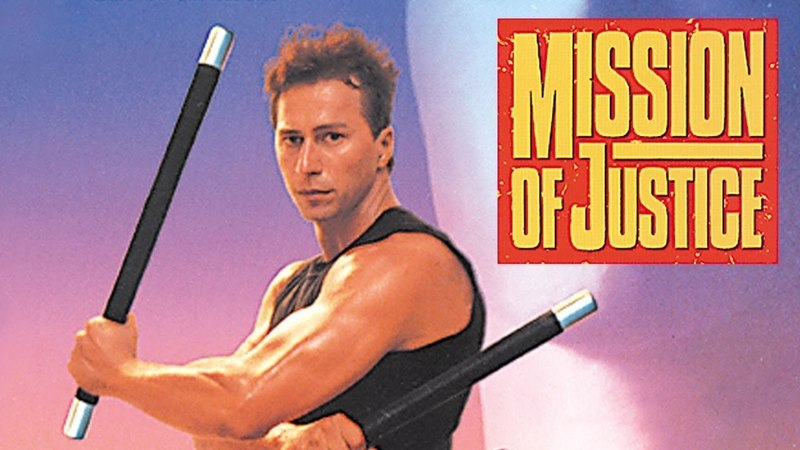 Миссия правосудия / Mission of Justice (1992)