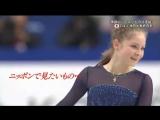13-14 Репортаж японского телевидения о Юлии Липницкой ЧМ 2014