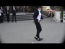 Девушка в Казани классно танцует Джексона.mp4
