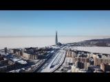 Приморский район, Санкт-Петербург (dji mavic,  жк legenda)