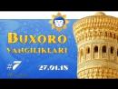 MUHIM xabarlar 27 01 2018 📢 Sherali Xudoyorov 🇺🇿 Buxoro YANGILIKLARI 7 ✅
