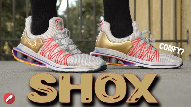Nike Shox Gravity обзор! Nike, ты совсем отчаялся