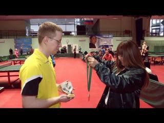 Анита Цой не жалеет соперников в настольном теннисе