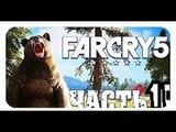 Far Cry 5 как приручить медведя по имени
