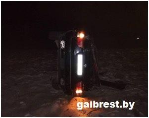 """Пьяный """"лишенник"""" на БМВ Х5 совершил ДТП, два пострадавших"""